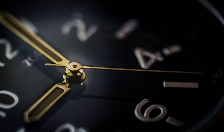 時間について