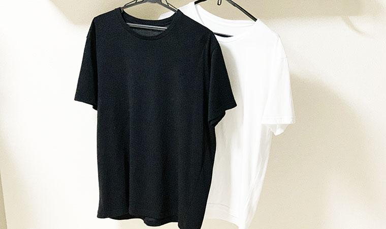 ユニクロの激安Tシャツ(ドライカラークルーネックT)は神Tシャツ